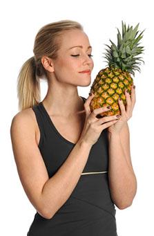Abacaxi Importância nutricional