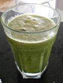 Suco de espinafre (suco para emagrecer) preparacion