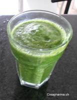 Suco verde posologia