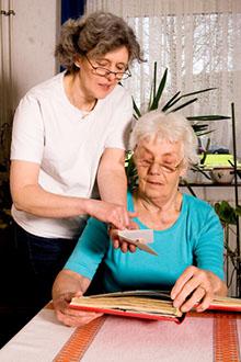 Dicas terapia Alzheimer