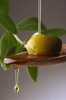 Pessoas idosas: o azeite de oliva pode prevenir um avc