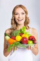 Tudo vegetariano?