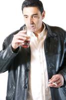 Diminua o consumo de álcool