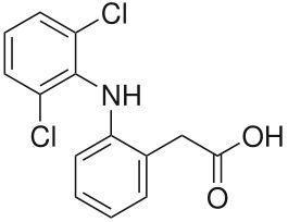 Sobre o diclofenaco