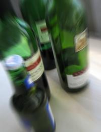 uso de álcool