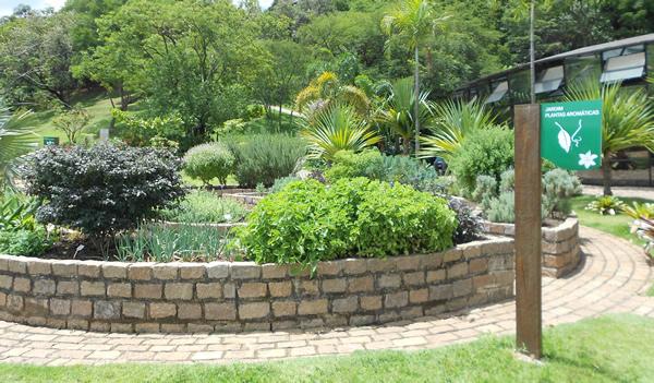 Fotos do Jardim Botânico de Jundiaí