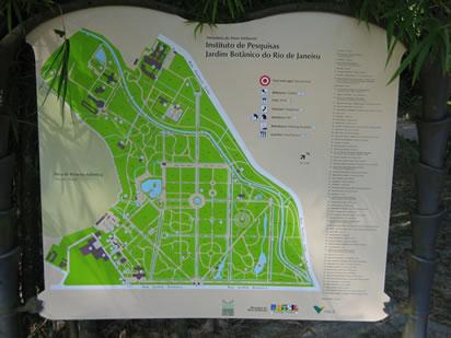Site do Jardim Botânico do Rio de Janeiro