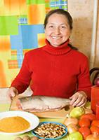 Comer peixe aumenta a expectativa de vida de idosos